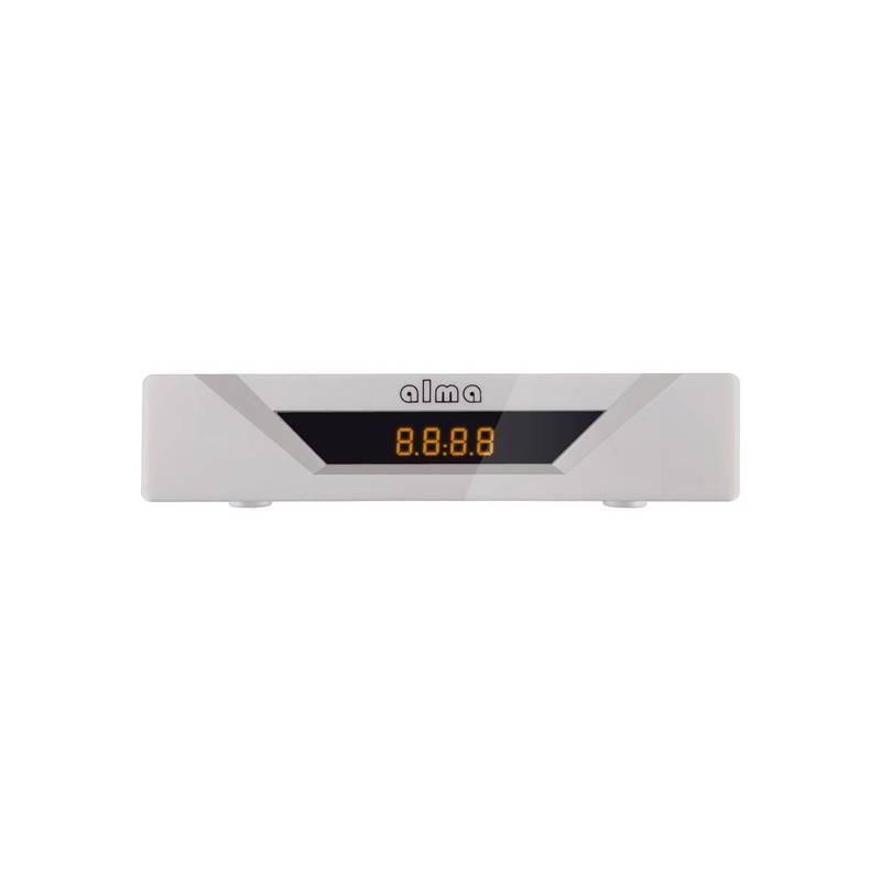 DVB-T prijímač ALMA 2781 HD (8594163274900) biely