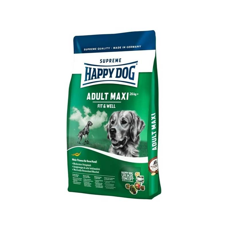 granule happy dog maxi adult 15 kg. Black Bedroom Furniture Sets. Home Design Ideas
