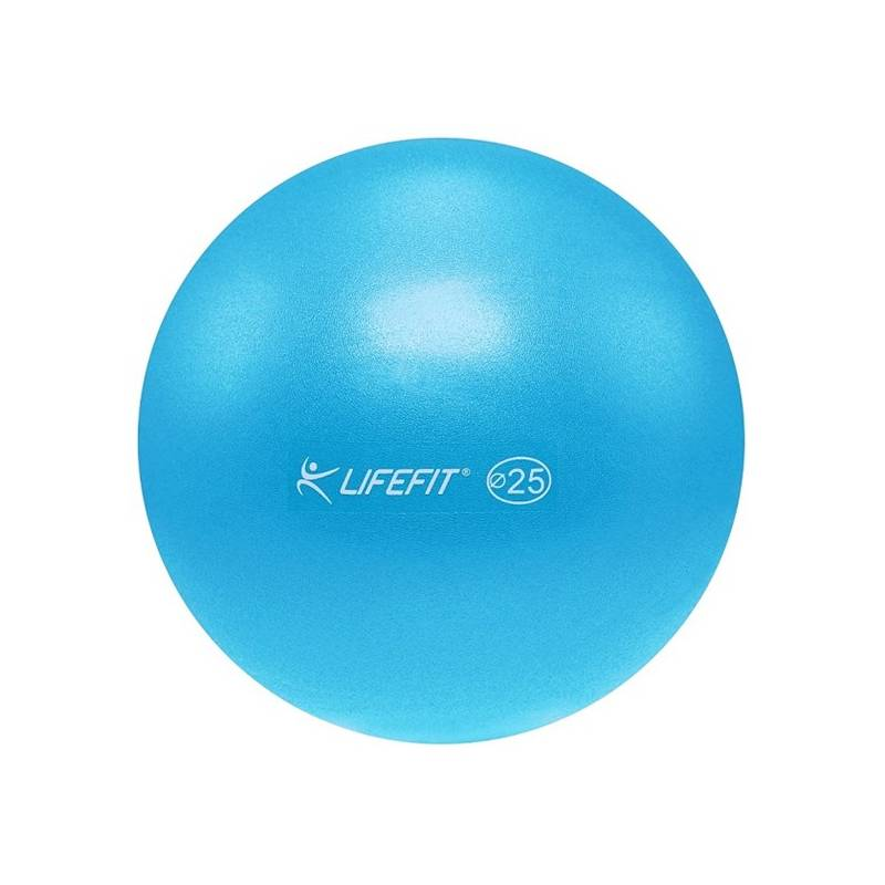 Gymnastická lopta LIFEFIT Overball 25 cm světle modrý