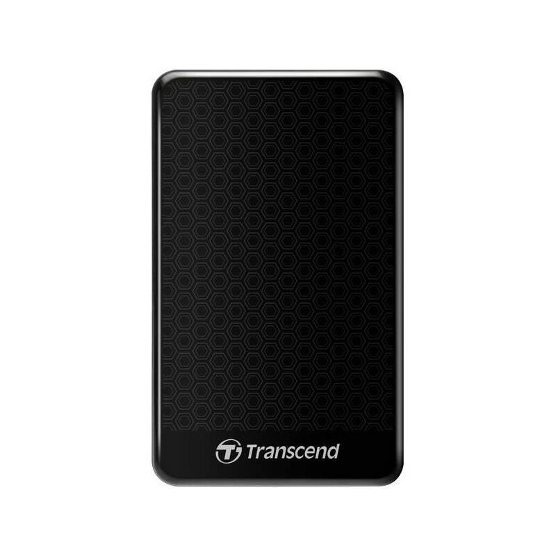 Externý pevný disk Transcend StoreJet 25A3K 2TB, USB 3.0 (3.1 Gen 1) (TS2TSJ25A3K) čierny + Doprava zadarmo