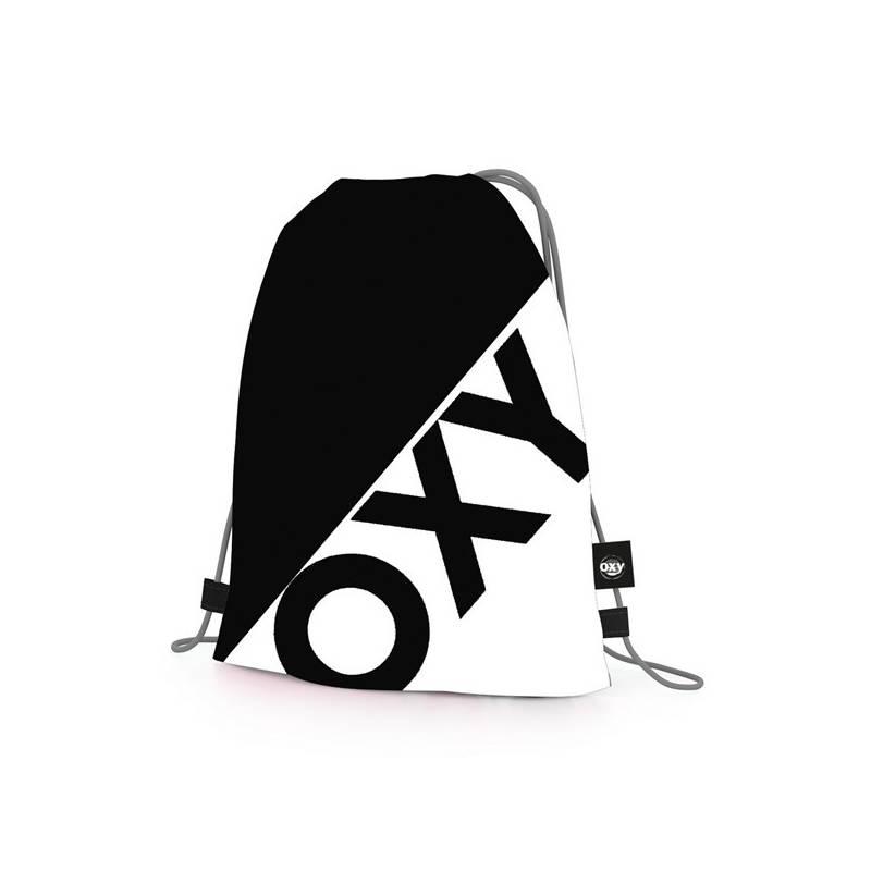 Vrecko na prezúvky P + P Karton OXY Black and White