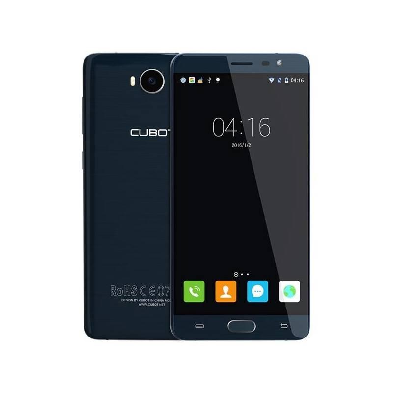 Mobilný telefón CUBOT Cheetah 2 Dual SIM (PH2767) modrý Software F-Secure SAFE, 3 zařízení / 6 měsíců (zdarma) + Doprava zadarmo