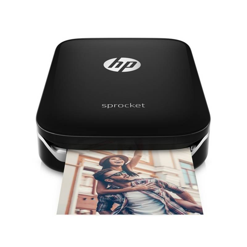 Fototiskárna HP Sprocket Photo Printer (Z3Z92A#633) černá