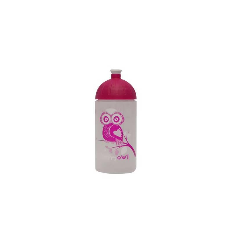 Flaška na pitie P + P Karton Owl