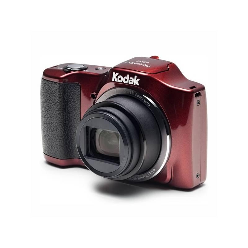 Digitálny fotoaparát Kodak Friendly Zoom FZ152 (819900012316) červený