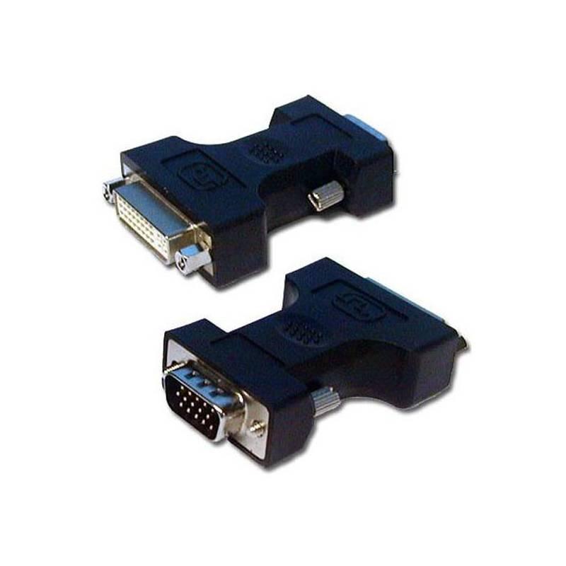 Redukcia LAMA VGA/DVI, M/F (316448) čierna