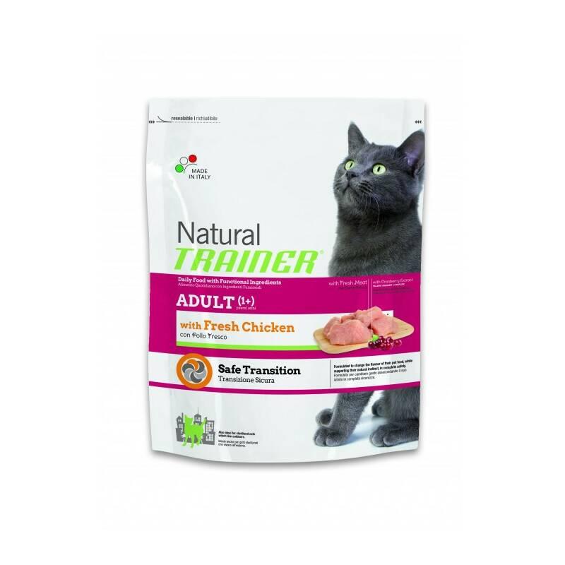 Granuly Trainer Natural Cat Adult kuřecí 3kg