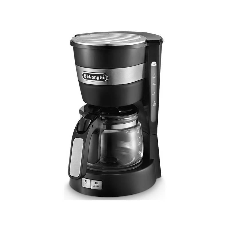 Kávovar DeLonghi ICM14011 čierny