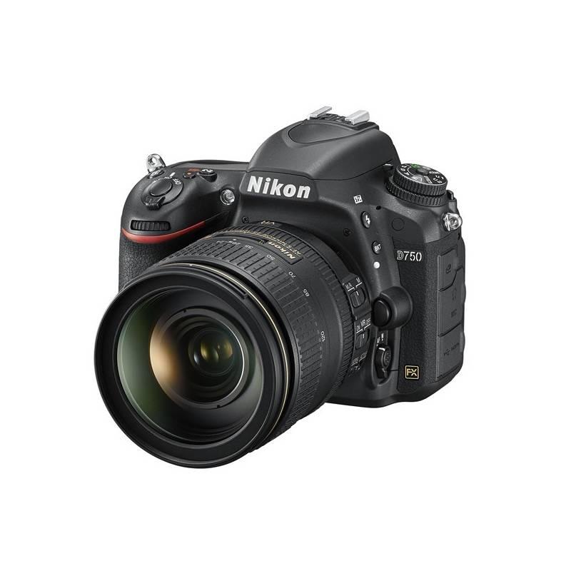 Digitální fotoaparát Nikon D750 + 24-120 AF-S ED VR černý