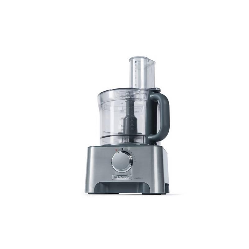 Kuchyňský robot KENWOOD MultiPro Classic FDM 780 stříbrný/šedý