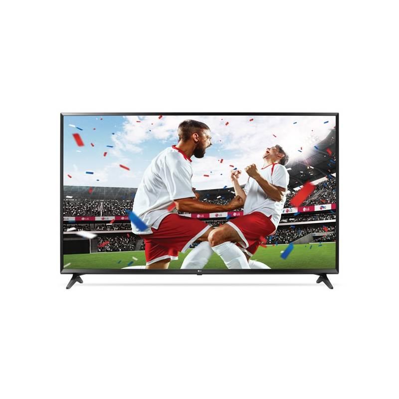 Televízor LG 55UK6100PLB čierna + Doprava zadarmo