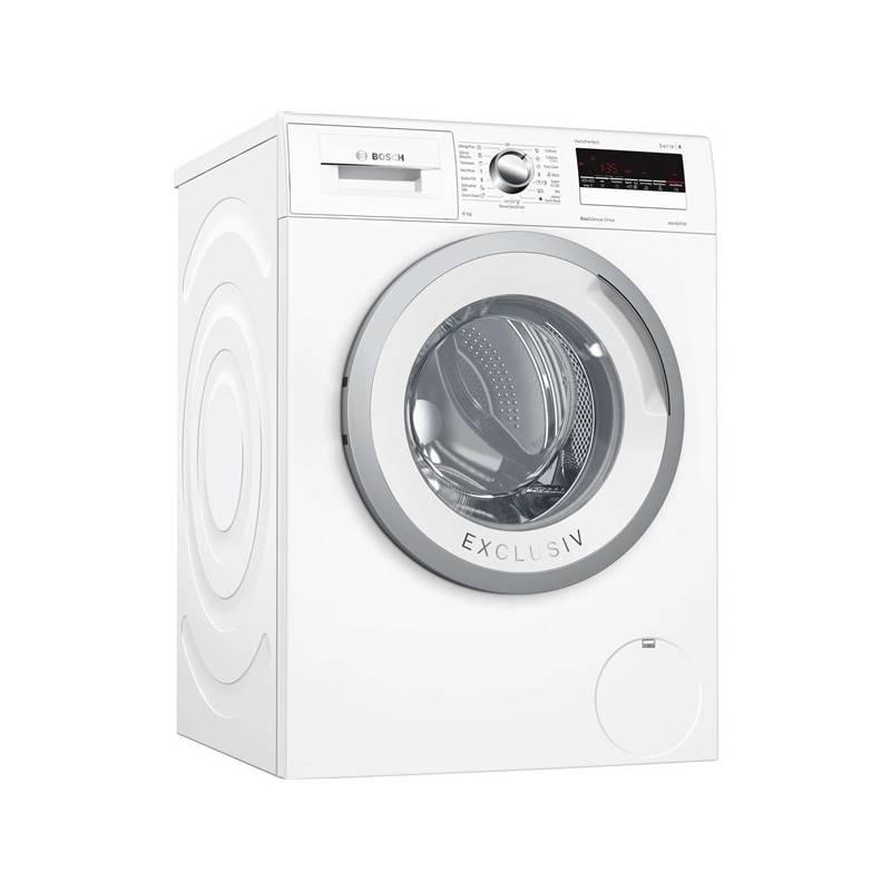 Automatická pračka Bosch WAN28290BY bílá + Bosch 10 let záruka na motor