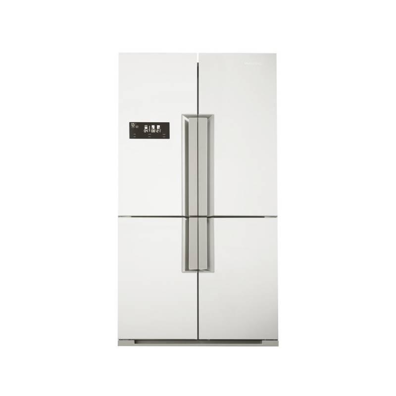 Kombinácia chladničky s mrazničkou Philco PX 5261 nerez + Doprava zadarmo