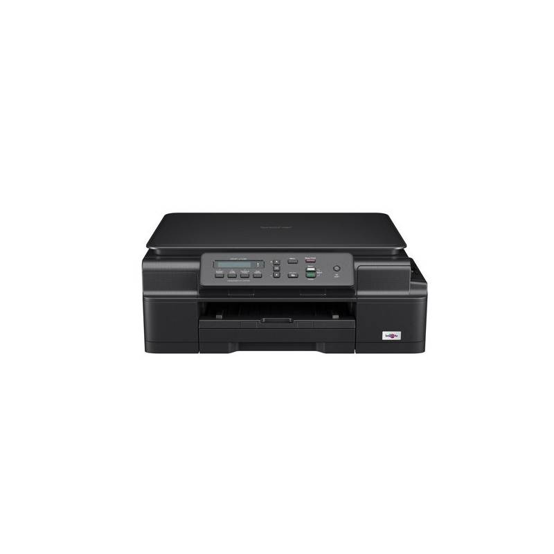 Tlačiareň multifunkčná Brother DCP-J105, INK Benefit (DCPJ105YJ1) čierna