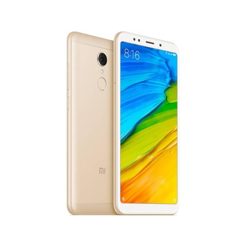 Mobilný telefón Xiaomi Redmi 5 32 GB (17584) zlatý Software F-Secure SAFE, 3 zařízení / 6 měsíců (zdarma)