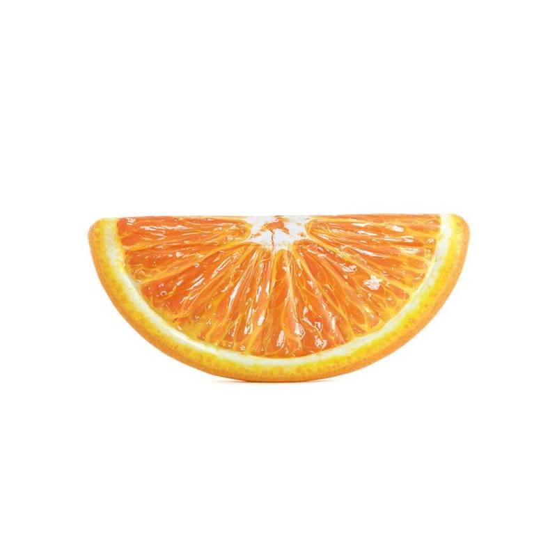 Nafukovacie lehátko Intex pomeranč (58763EU)