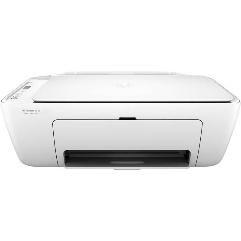 Tlačiareň multifunkčná HP DeskJet 2620 All-in-One (V1N01B#BHE) biela