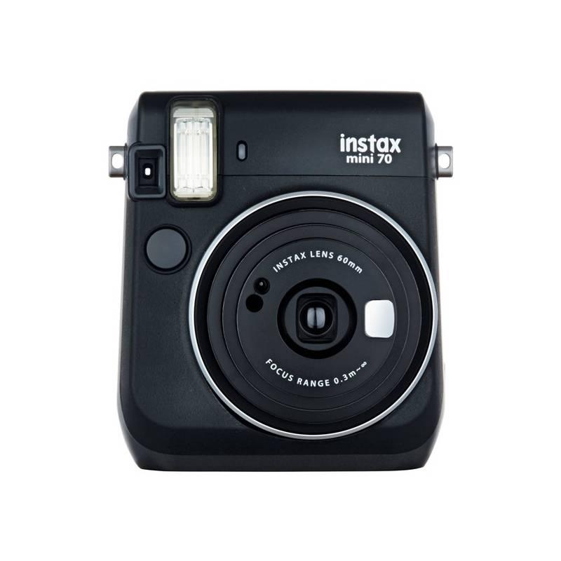 Digitálny fotoaparát Fujifilm Instax mini 70 čierny