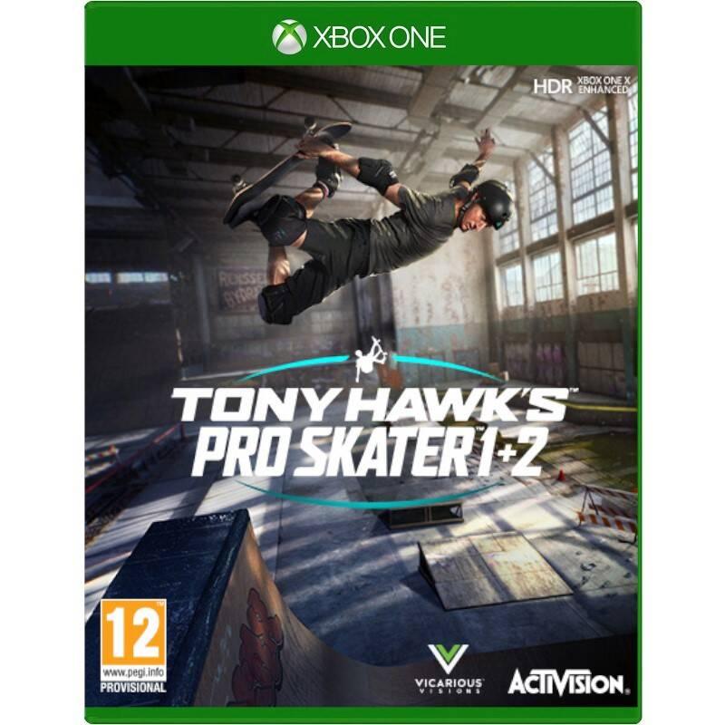 Hra Activision Xbox One Tony Hawk´s Pro Skater 1+2 (ACX378561)