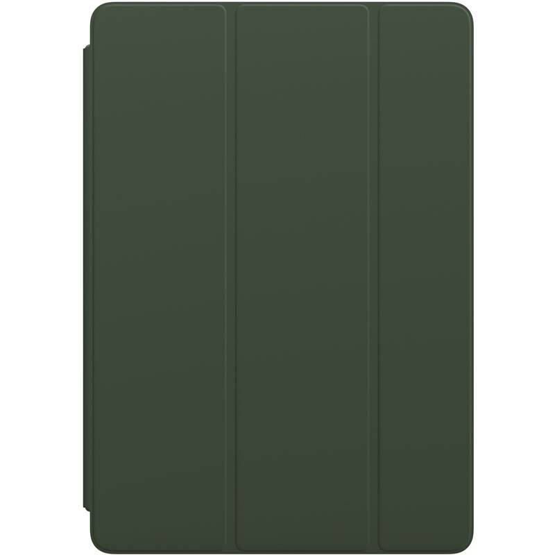 Púzdro na tablet Apple Smart Cover pre iPad (8. gen. 2020) - cyprusovo zelené (MGYR3ZM/A)