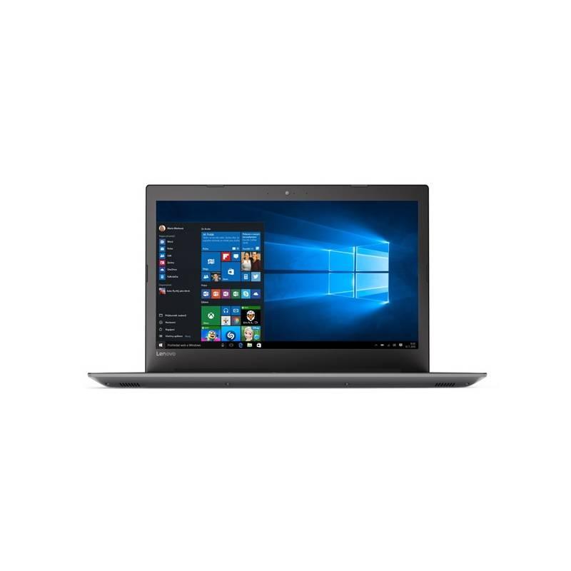 Notebook Lenovo IdeaPad 320-17ISK (80XJ002RCK) čierny Monitorovací software Pinya Guard - licence na 6 měsíců (zdarma) + Doprava zadarmo