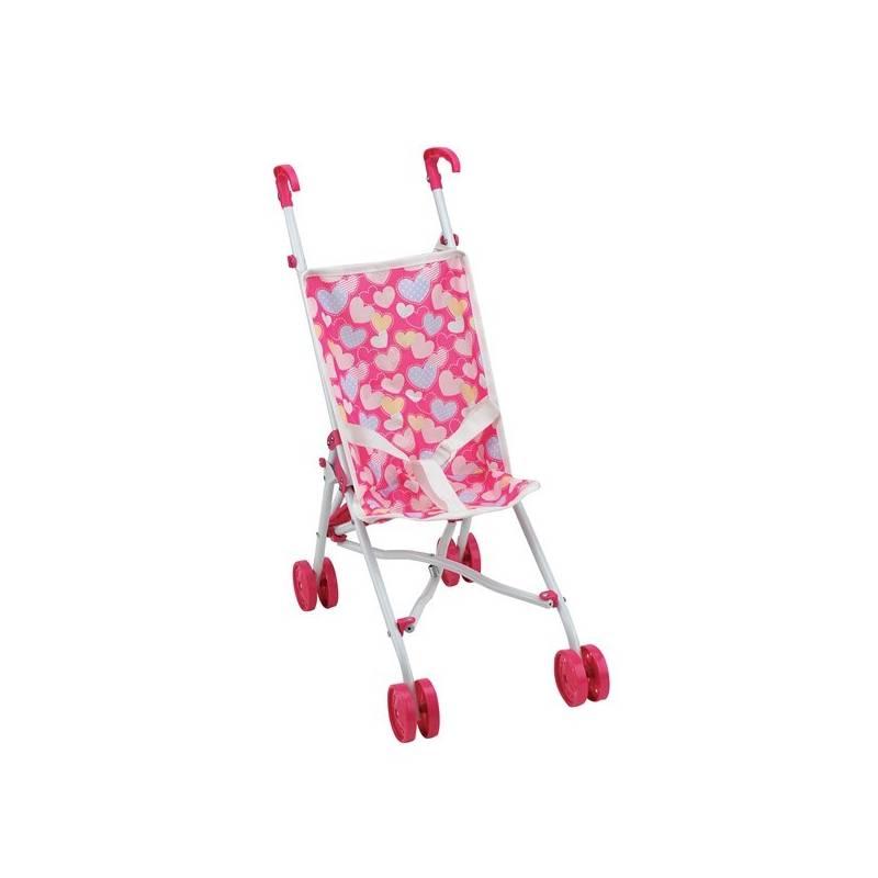 Kočiarik pre bábiky Bambolina golfky