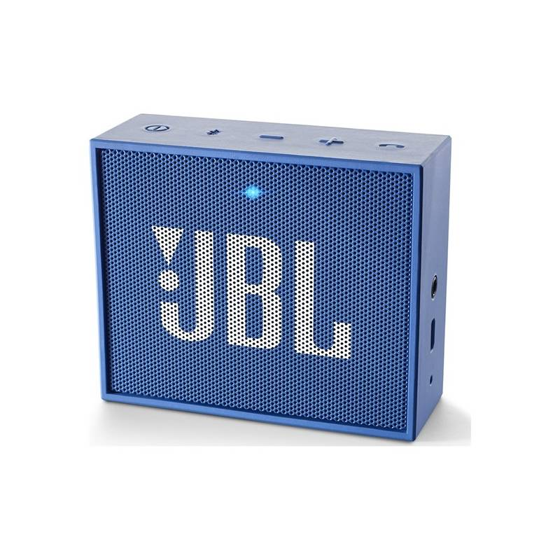 Prenosný reproduktor JBL GO modrý