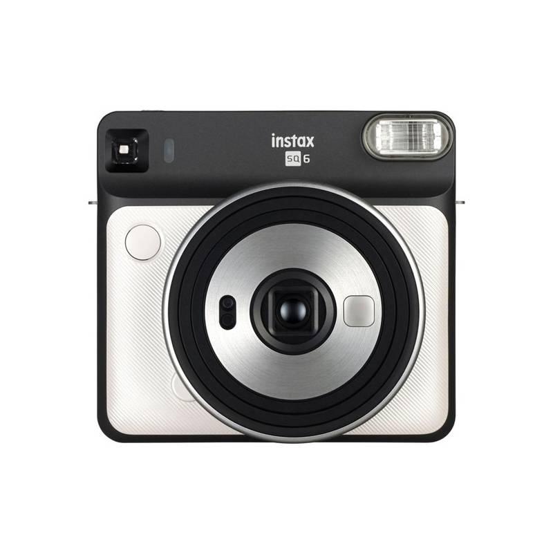 Digitálny fotoaparát Fujifilm Instax Square SQ 6 čierny/biely