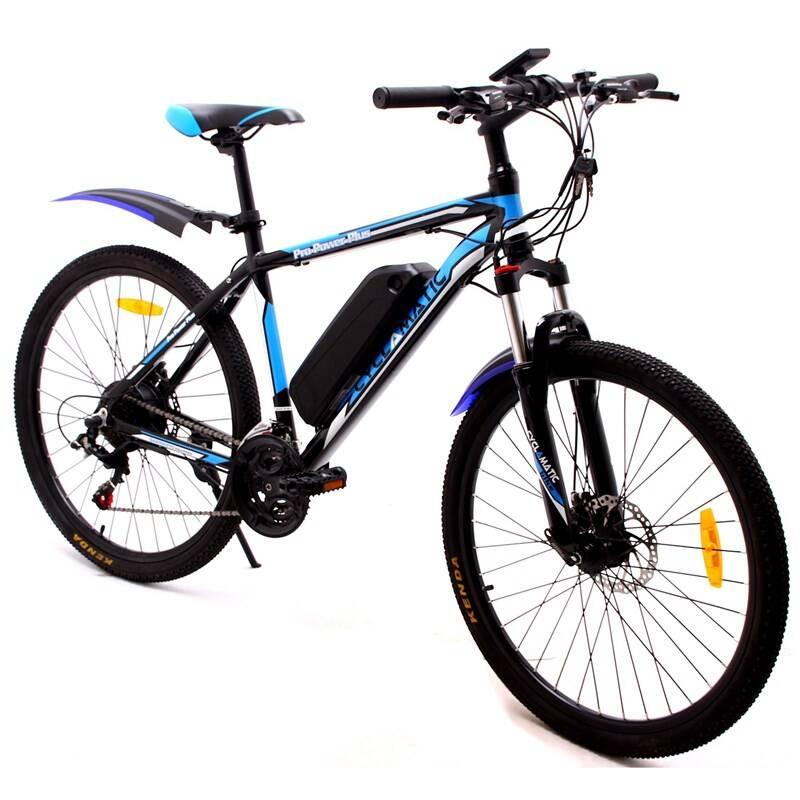 Elektrobicykel CyclAmatic CX 3
