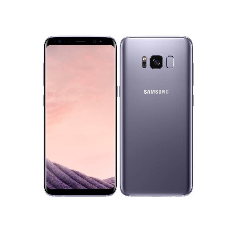 Mobilný telefón Samsung Galaxy S8 - Orchid Gray (SM-G950FZVAETL) + Doprava zadarmo