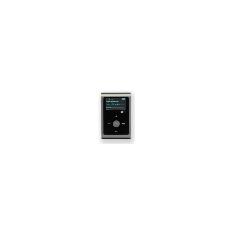 MP3 prehrávač MPman MP 30WOM (256513) modrý