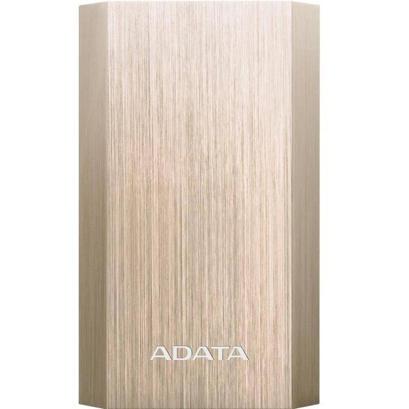 Power Bank ADATA A10050 10050mAh (AA10050-5V-CGD) zlatá
