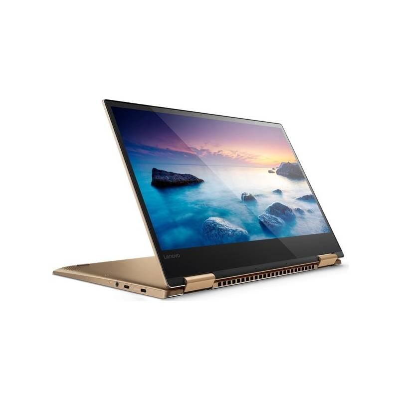Notebook Lenovo YOGA 720-13IKB (80X60017CK) měď Monitorovací software Pinya Guard - licence na 6 měsíců (zdarma)Software F-Secure SAFE, 3 zařízení / 6 měsíců (zdarma) + Doprava zadarmo