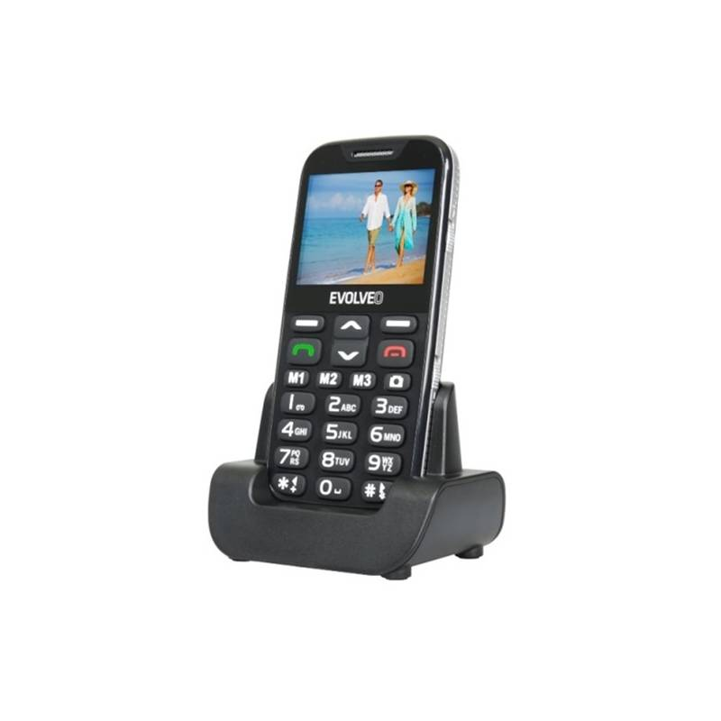 Mobilný telefón Evolveo EVOLVEO EasyPhone XD pro seniory (EP-600-XDL) modrý Software F-Secure SAFE, 3 zařízení / 6 měsíců (zdarma)