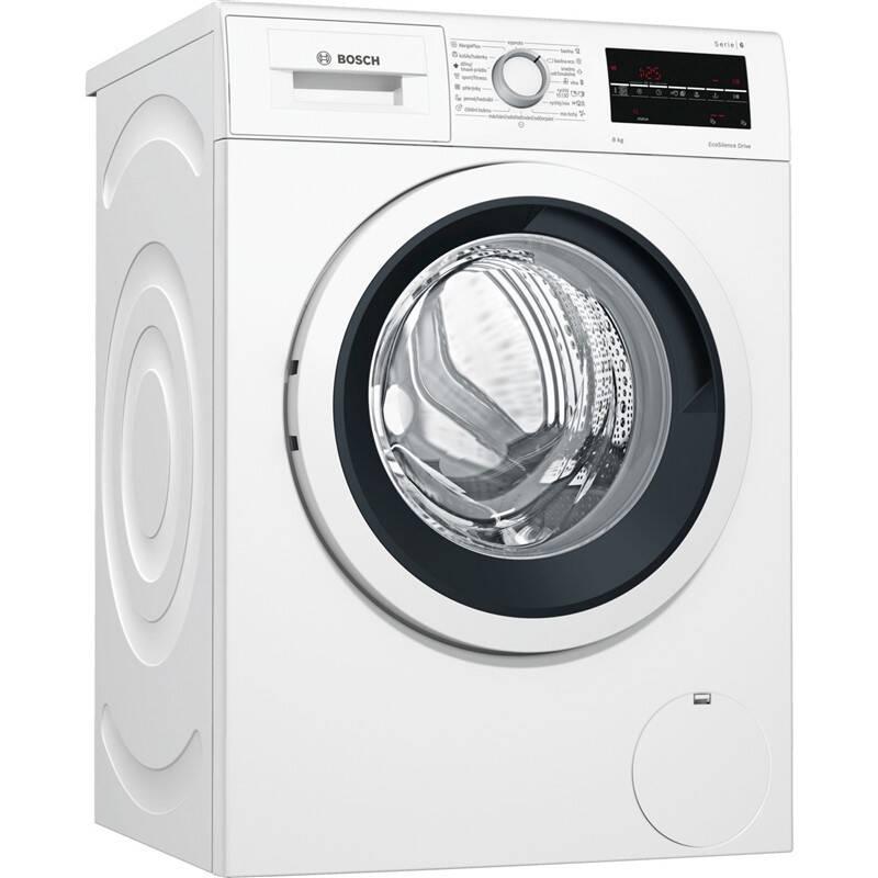 Práčka Bosch Serie   6 WAT28460CS biela + Doprava zadarmo