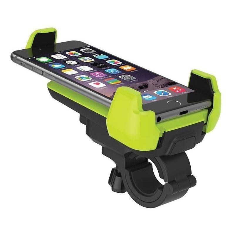 Držiak na mobil iOttie Active Edge Bike & Bar Mount (420902) čierny/zelený