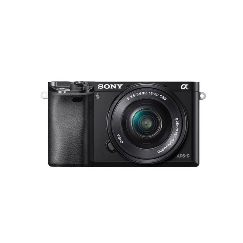 Digitálny fotoaparát Sony Alpha A6000 + 16-50mm čierny + Doprava zadarmo