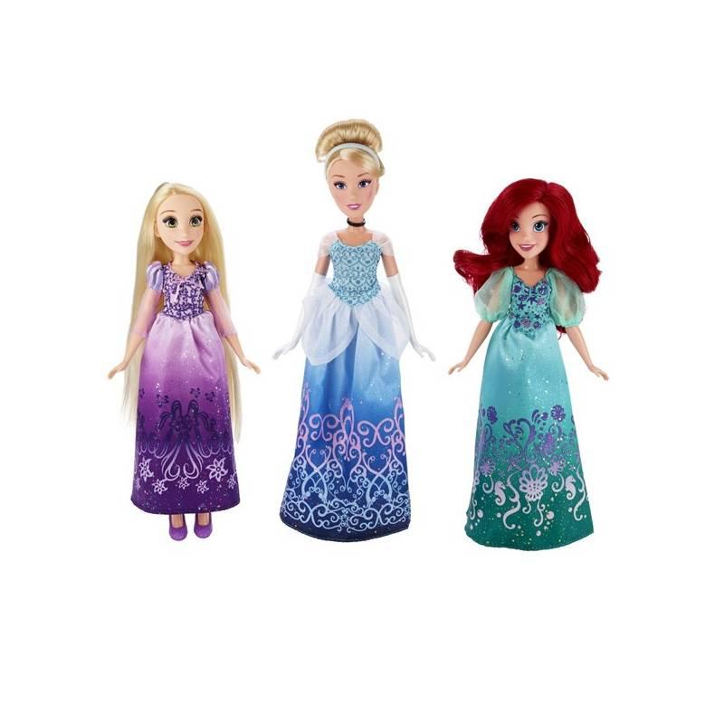 Bábika Hasbro Disney Princess Ariel, Popelka, Locika