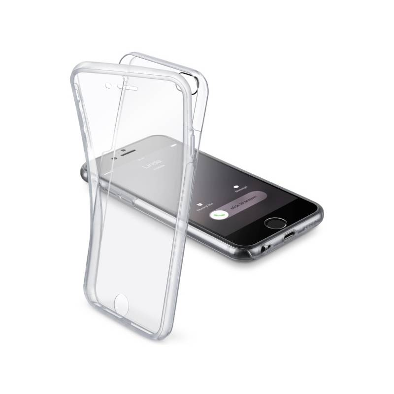 Kryt na mobil CellularLine Clear Touch pro Apple iPhone 6/6s (CLEARTOUCHIPH647T) priehľadné