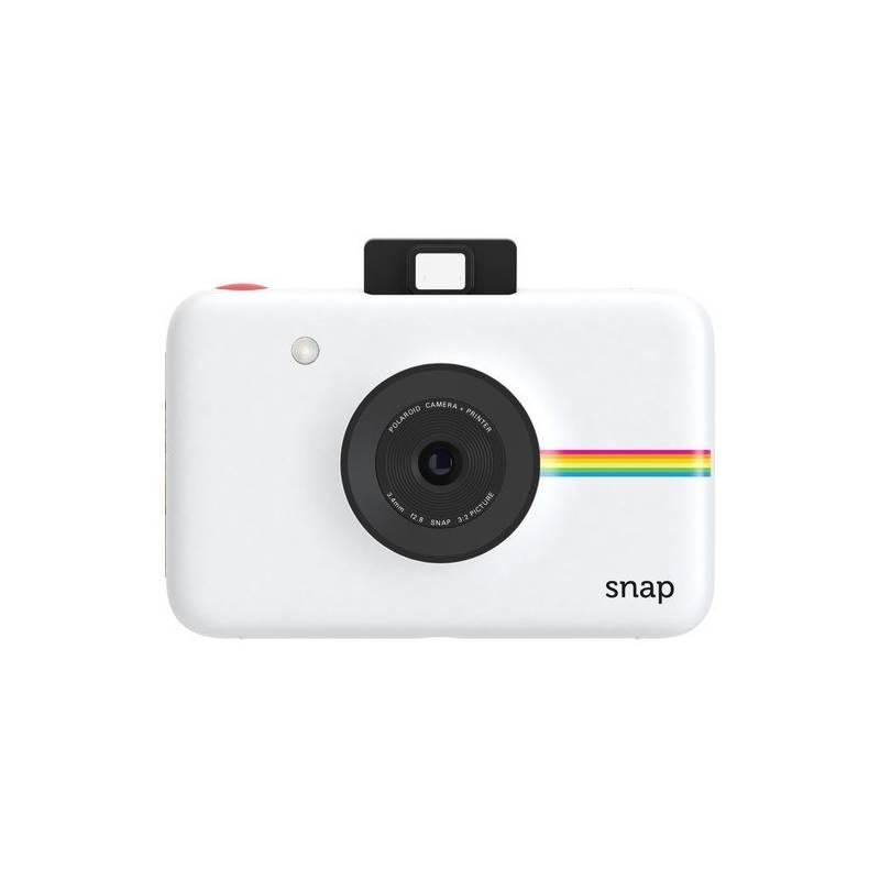 Digitálny fotoaparát Polaroid SNAP Instant Digital (POLSP01W) biely