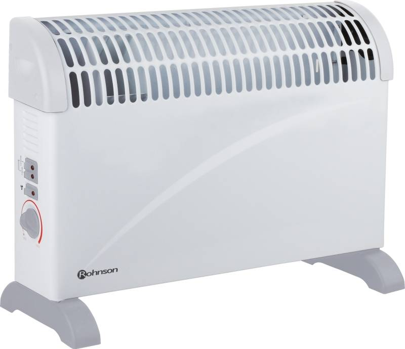 Teplovzdušný konvektor ROHNSON R-013 (417380) biely
