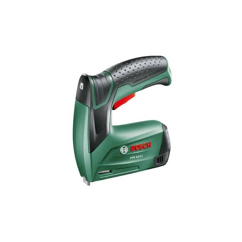 Sponkovačka Bosch PTK 3,6 Li aku zelená