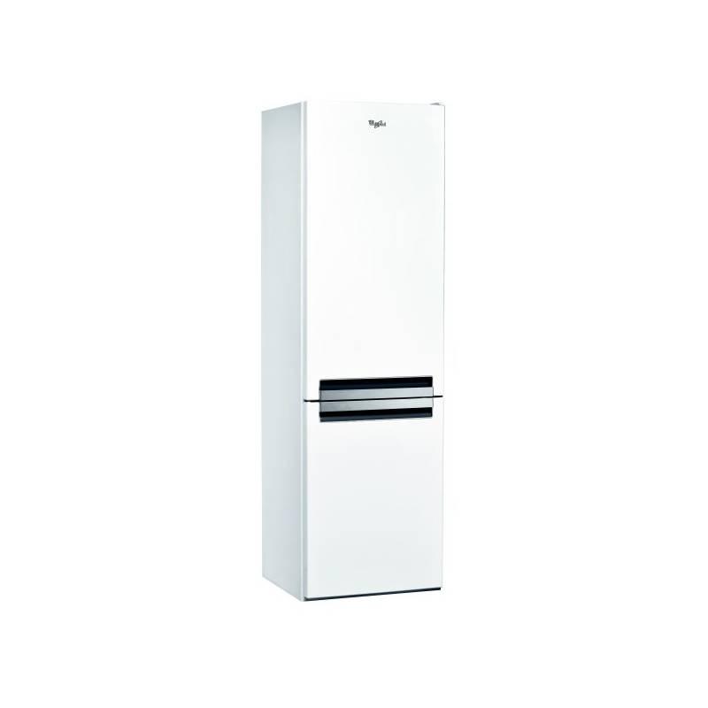 Kombinácia chladničky s mrazničkou Whirlpool BLF 7121 W biela + dodatočná zľava 10 %