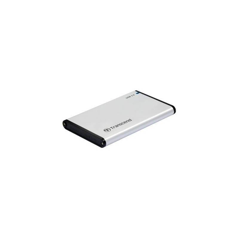 Box na HDD Transcend StoreJet 2.5'' USB 3.0/SATA (TS0GSJ25S3)