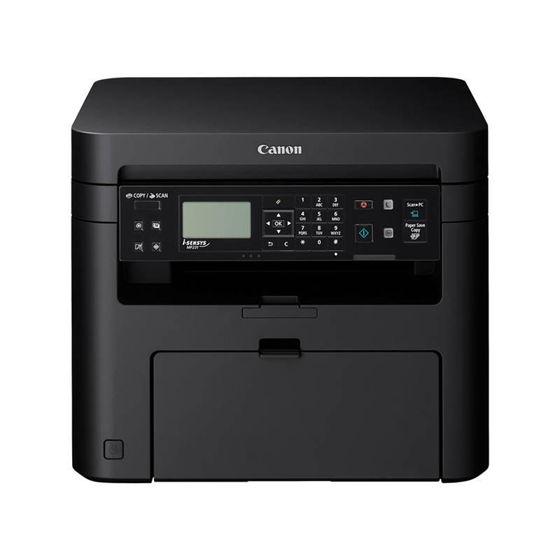 Tlačiareň multifunkčná Canon i-SENSYS MF231 (1418C051) čierny + Doprava zadarmo