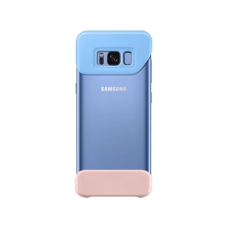 Kryt na mobil Samsung 2 dílný pro Galaxy S8 (EF-MG950C) (EF-MG950CLEGWW) modrý