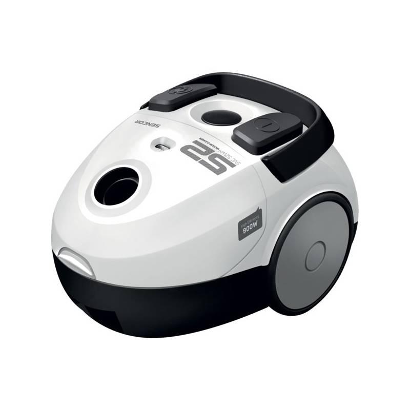 Vysávač podlahový Sencor SVC 52WH-EUE2 biely