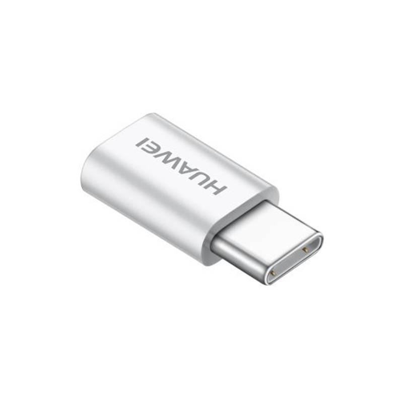 Redukce Huawei MicroUSB / USB-C (4071259) bílá
