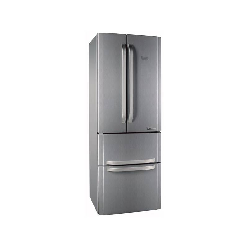 Kombinácia chladničky s mrazničkou Hotpoint-Ariston Evolution E4D AA X C nerez + Doprava zadarmo