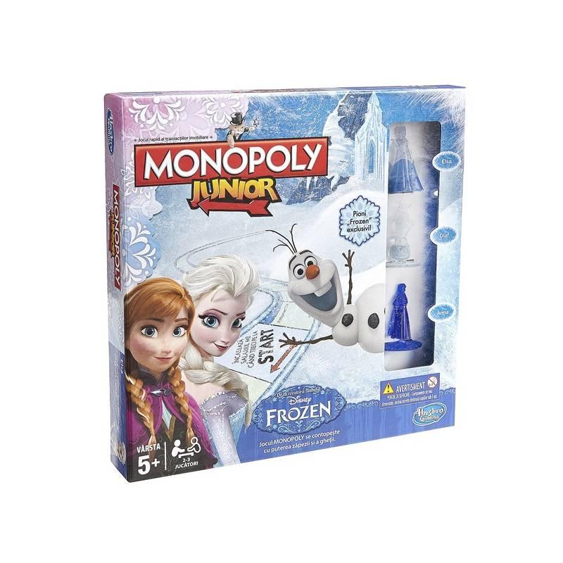 Hra Hasbro Monopoly Junior Frozen